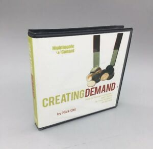 Creating-Demand-Rick-Ott-Audiobook-CDs-Fast-Free-Shipping-B04