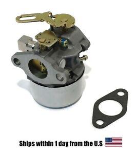 Adjustable Carburetor for Tecumseh 8HP 9HP 10HP Snowblower 640349 640052 640054