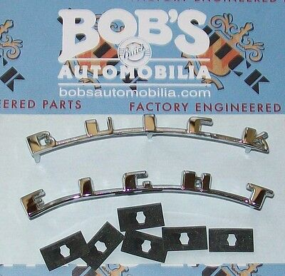 8 pg parts list BUICK 1939 to 1955 TRUNK LIGHT