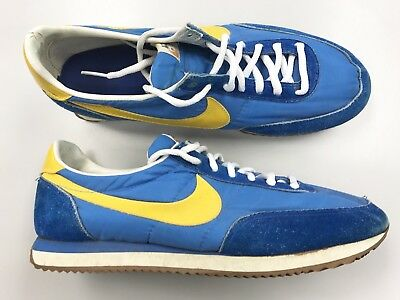 best sneakers d1a7f dac65 1980 Nike OceanaWaffle  SZ 12 Men original vintage Runners Trainers  Shoes.