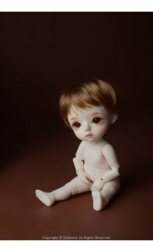 normal Maquillaje Dm 14.5 cm bola articulado Muñeca Bebe Muñeca Chico-Everett