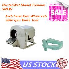 Dental Wet Model Trimmer Abrasive Gypsum Arch Inner Disc Wheel Machine Jintai Us