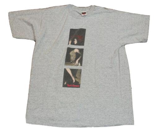 Vintage 1998 Tori Amos Plugged Tour Shirt Size XL