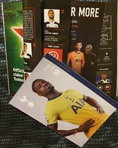 Tottenham-vs-Fulham-Scored-1-1-Premier-League-Programme-13-01-2021-BUY-NOW