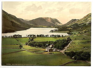Buttermere-And-Crummock-Water-Lake-District-A4-Photo-Print