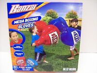 Banzai Kids Giant Inflatable Mega Boxing Gloves Red -