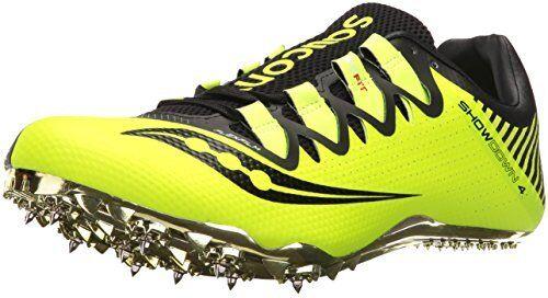 Zapato de pista Saucony Para hombre Showdown 4-Pick Talla Color.