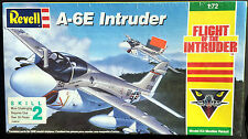 "Revell Kit No.4391, ""FLIGHT of the INTRUDER"", A-6E, 1/72, -PARTS MINT & SEALED"