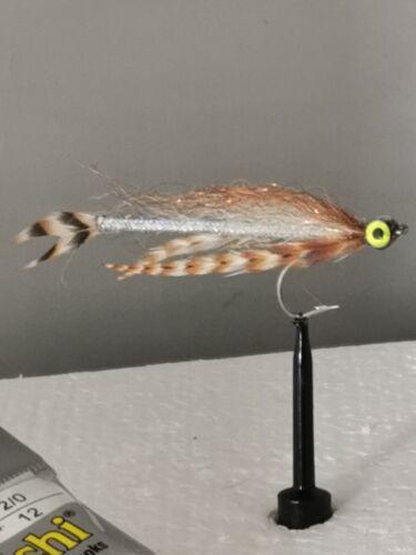 BEST UK BASS SALT WATER FLIES Fly ENTICER BAIT FISH LURE HOOK ORVIS FULLING MILL