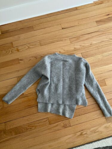 Women's Cashmere Cropped Sweater Size S
