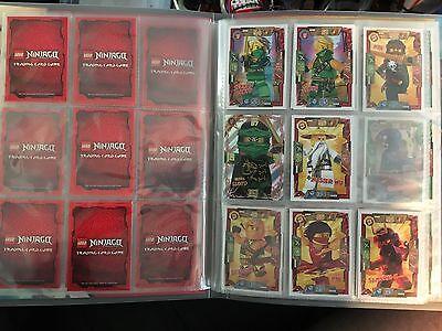 New Lego Ninjago Trading Cards Series 1 Choose Your Own Card Uk Seller Ebay