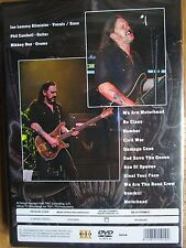 Motörhead DVD The Early Years (2009) Lemmy Kilmister-Vocals/Bass Cambell-Guitar