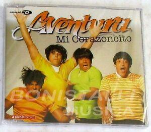 AVENTURA - MI CORAZONCITO - CD Single Sigillato Enhanced - Italia - AVENTURA - MI CORAZONCITO - CD Single Sigillato Enhanced - Italia