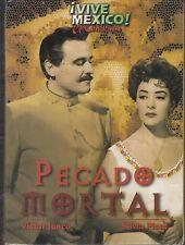 DVD - Pecado Mortal NEW Vive Mexico Cine En 35 FAST SHIPPING !