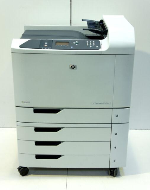 HP Color LaserJet CP6015DN erst 36.932 Seiten gedruckt!!512MB!!Inkl. Rechnung!!