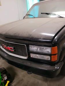 1992 GMC Yukon GT