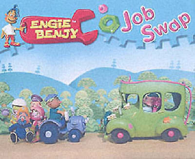 """VERY GOOD"" Engie Benjy Story Books: Job Swap, Appleby, Bridget, Book"
