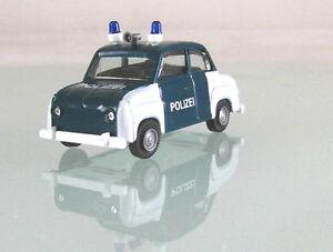 H0 IMU s.e.s 13 0000 77  Goggomobil T400 Polizei