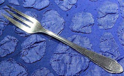 WMF 3200 Barock 1 Vorspeisegabel Gabel Silber-90-18,1 cm