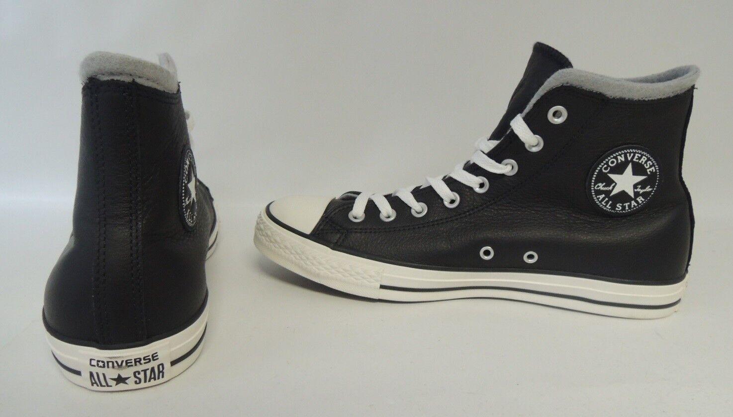 NEU  Schuhe Converse All Star Hi 41 Chuck Taylor Leder Sneaker Chucks 153820C