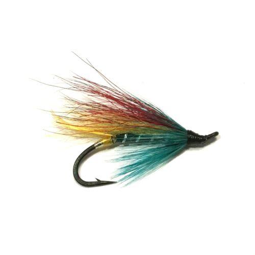 Steelhead /& Trout 4 x Munro Killer Fly Fishing Streamer Wet Flies For Salmon