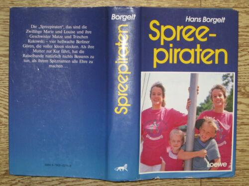"""1 von 1 - Buch von Hans Borgelt """"Spreepiraten"""" ISBN 3-7855-2278-9"""