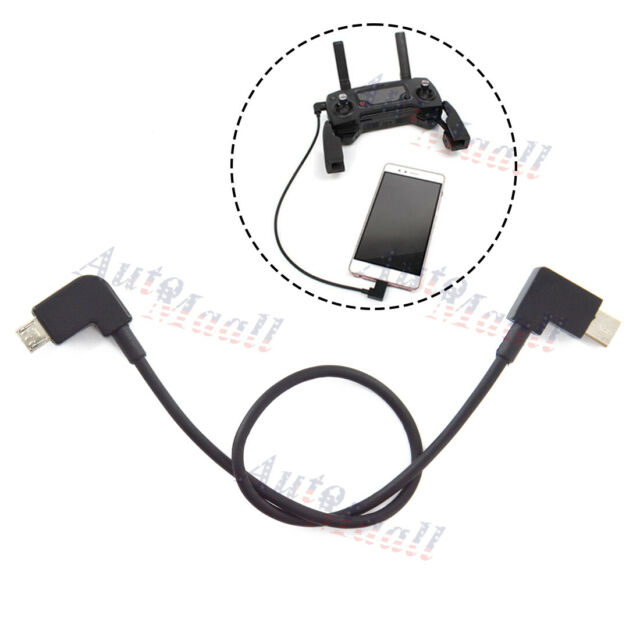OTG Micro type-c usb cable for DJI Spark//Mavic Pro RC /_H DS