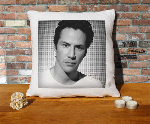 Gift Keanu Reeves Cushion Pillow Cover Case