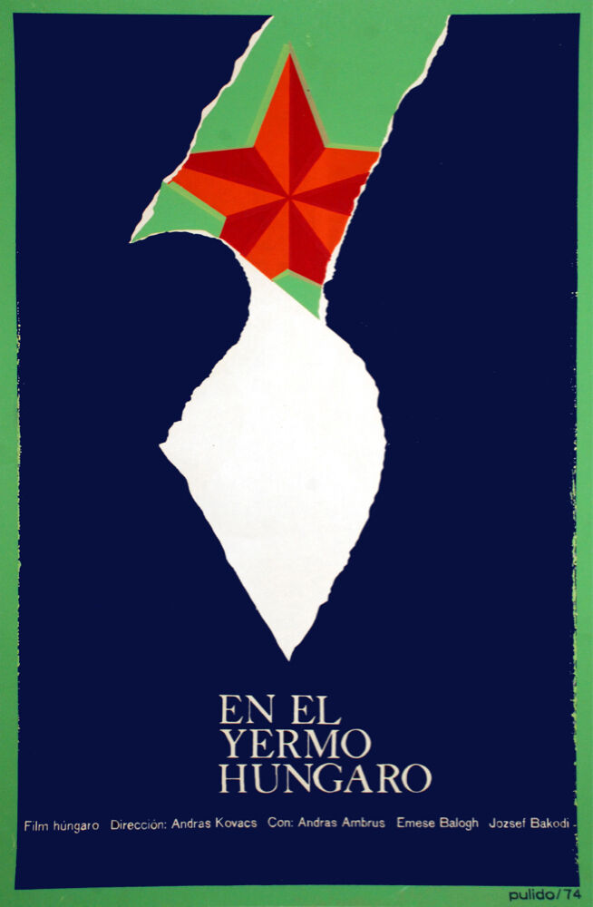 4448.En el yermo hunger.rosso star.ripped.POSTER.Decoration.Fine Graphic Art