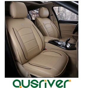 custom made car seat cover artico leather beige for toyota corolla camry rav4. Black Bedroom Furniture Sets. Home Design Ideas