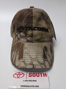 NEW TOYOTA TACOMA HAT CAP KRYPTEK HIGHLANDER URBAN CAMO ADULT SIZE ... 4759e45d5fb1