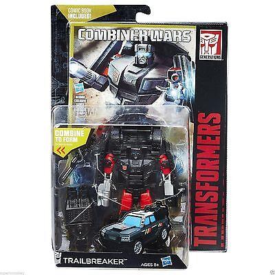 Transformers Generation Combiner Wars Deluxe Wave 6 IDW G1 Trailbreaker NEW