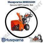 Genuine Husqvarna Snow Impeller Belt 501818201 / 581832401 | 224, 224P, 227