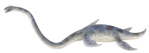 BULLYLAND®  Dinopark  61455   Elasmosaurus NEU mit Fähnchen
