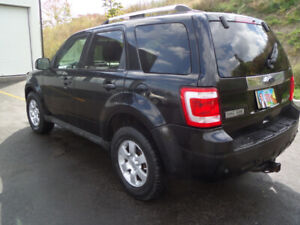 2010 Ford Escape LIMITED EDITION AWD
