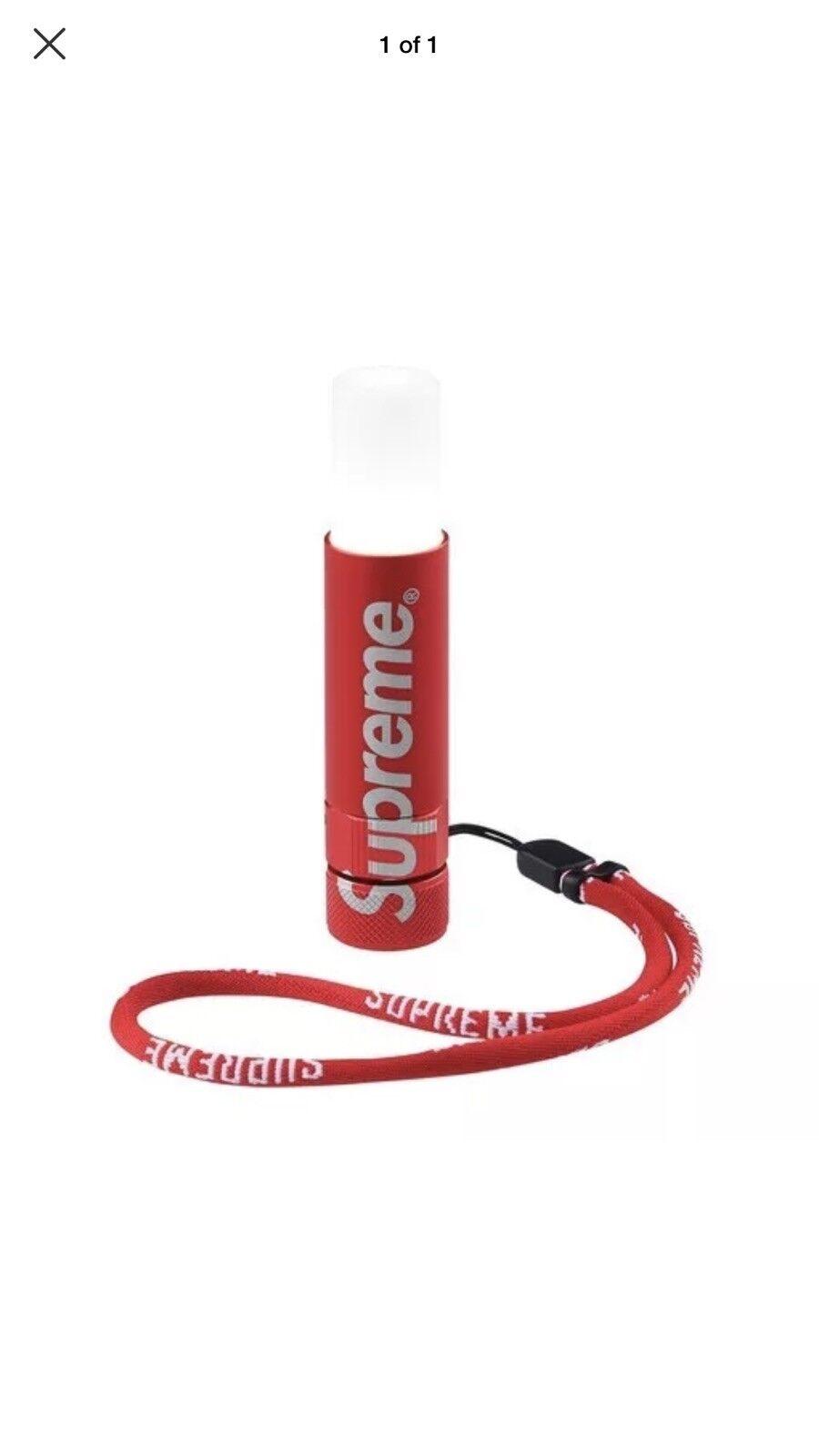 Supreme Nitecore Mini Flashlight  FW17 - Brand NEW  free shipping!