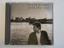 BRYAN ADAMS : INTO THE FIRE - [ CD ALBUM ] --  PORT GRATUIT