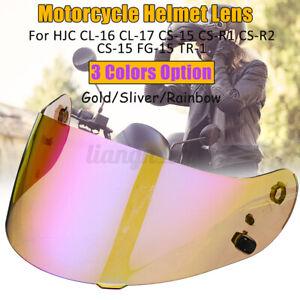 Motorcycle-Helmet-Lens-Visor-Shield-For-HJC-CL-16-CL-17-CS-15-CS-R1-CS-R