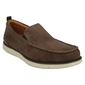 Brown suede 'Edgewood' slip-on shoes pick a best sale online qWzMtqq