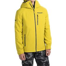 Men's Marker Canyon Express Ski Snow Snowboard Jacket Antique Moss Gold 2XL