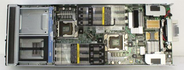 HP ProLiant Blade Server BL460c G7 CTO 603718-B21