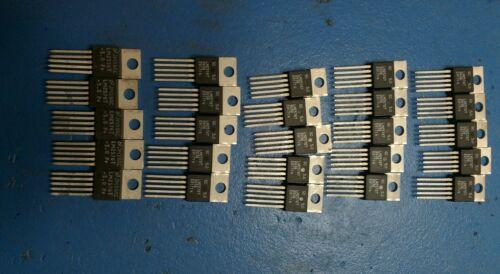 NUOVO e inutilizzato LM2576T-5 REGOLATORE 5 pezzi