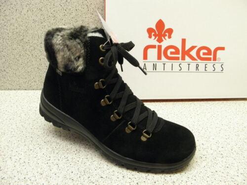 bisher 79,95 €  schwarz TEX R406 rieker ® reduziert
