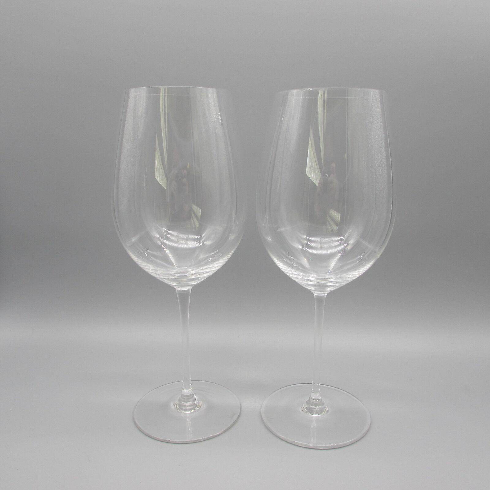 Lot de deux-Riedel cristal Sommeliers Bordeaux Grand Cru libre nous Livraison