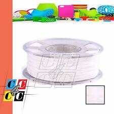 Filamento ABS | 1.75 mm | 1 Kg BIANCO per stampa 3D QUALITA' PREMIUM