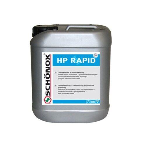 Schönox HP Rapid 11kg - Lösemittelfreie 1K-PU Grundierung -