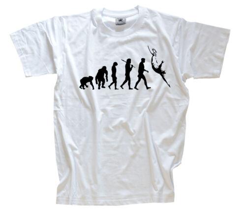 Standard édition Bungee Saut d/'obstacles Evolution bungeejumper T-shirt
