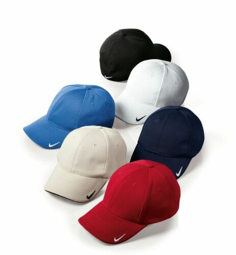 nike dri fit baseball hat golf mesh swoosh flex sandwich fitted ball cap sports authority heritage