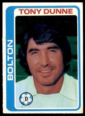 -#321- BOLTON TOPPS-FOOTBALL PETER NICHOLSON PALE BLUE BACK 1979