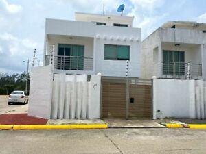 Hermosa casa en renta o venta en Fracc. Paraíso Campestre, Coatzacoalcos, Ver